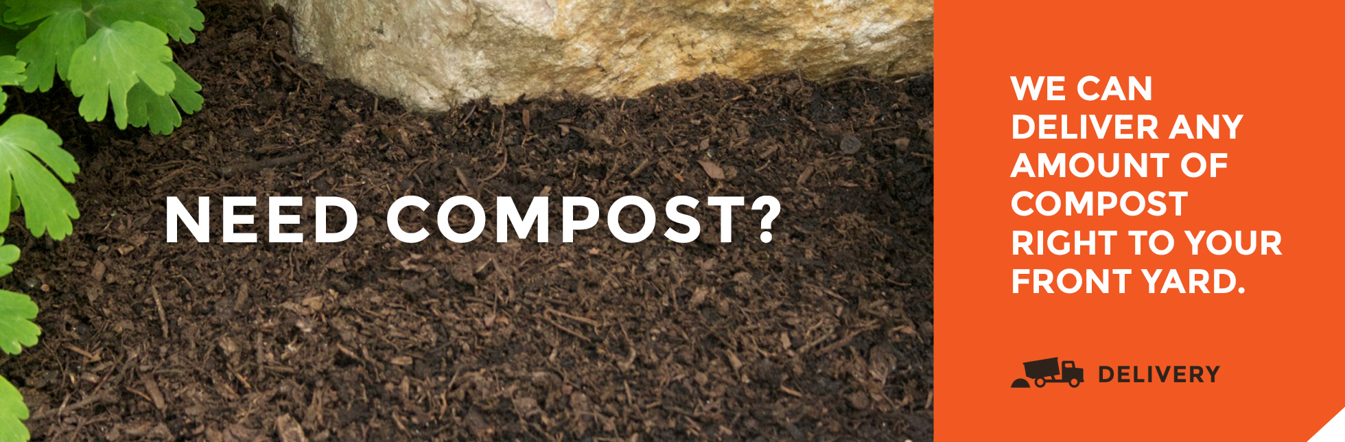 Need a Compost Delivery?