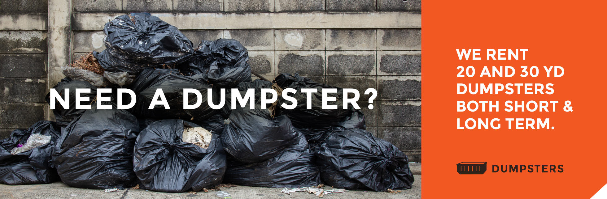 Need a Dumpster Rental?